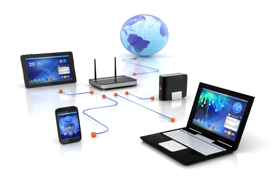 خدمات شبکه کامپیوتر