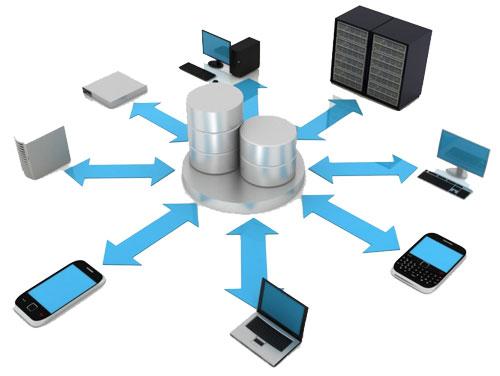 خدمات شبکه رایانه